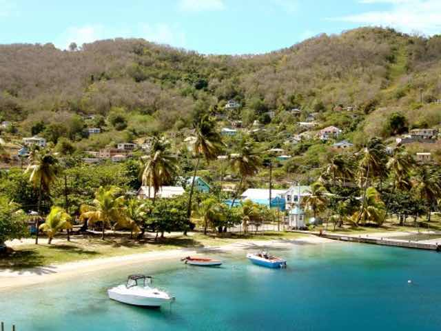 Best places to visit in  Saint Vincent and Grenadines