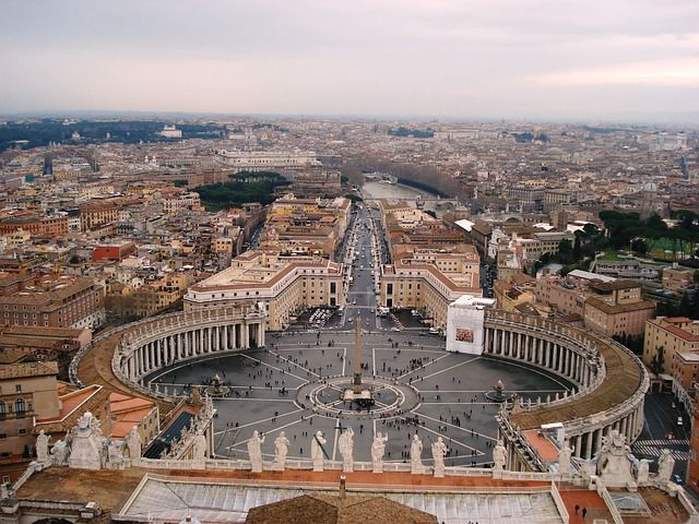 Best places to visit in Vatican City