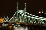 Zdjęcie:   Budapeszt  (budapeszt, most wolności w budapeszcie, most franciszka józefa)