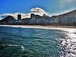 Zdjęcie:   Brazylia  Rio de Janeiro  Copacabana  (copacabana, widoki z corcovado, rio)