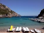 Zdjęcie:   Grecja  Korfu  Poleokastritsa  (korfu, morze, beach)
