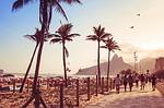 Zdjęcie:   Brazylia  Rio de Janeiro  (beach, rio de janeiro, sol)