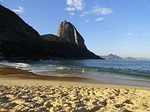 Zdjęcie:   Brazylia  Rio de Janeiro  Copacabana  (głowa cukru pão de açúcar, red beach, urca)