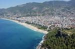 Zdjęcie:   Turcja  Riwiera Turecka  Beldibi  (alanya, turcja, panorama)