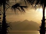 Zdjęcie:   Turcja  Riwiera Turecka  Beldibi  (zachód słońca, antalya, morze)