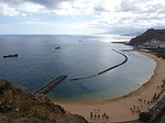 Zdjęcie:   Hiszpania  Wyspy Kanaryjskie  Teneryfa  Playa Paraiso  (teneryfa, beach, teresitas)