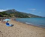 Zdjęcie:   Grecja  Zakynthos  Tsilivi  (zakynthos, wyspa, plaża)