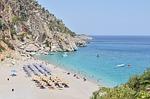 Zdjęcie:   Grecja  Zakynthos  Tsilivi  (plaża, ferie, morze)